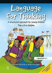 Language For Thinking Colour Ed