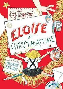 Eloise at Christmastime: Book & CD By Thompson, Kay -Paperback