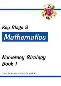 KS3 Maths Numeracy Strategy Workbook - Book 1, Levels 4-5: Workbook 1 (Levels 4-