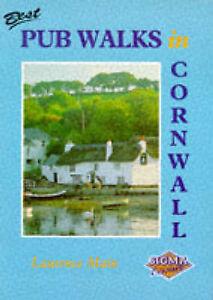 Pub Walks in Cornwall, Main, Laurence, Very Good Book