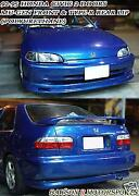 92-95 Civic Rear Lip