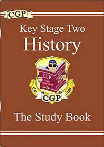 KS2 History Study Book (Pt. 1 & 2) by Richard Parsons