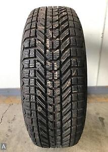 COMPLETE SET OF 4 BRAND NEW WINTER TIRES USED ONLY 2 WEEKS