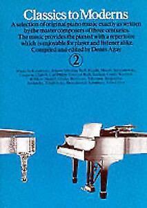 Classics-To-Moderns-Book-2-von-Various-Artists-2000-Taschenbuch