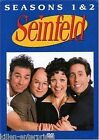 Seinfeld - Seasons 1 & 2 (DVD, 2004, 4-Disc Set) (DVD, 2004)
