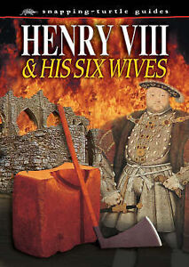 """""""AS NEW"""" Henry VIII: And His Six Wives (Snapping Turtle Guides), Guy, John, Book"""