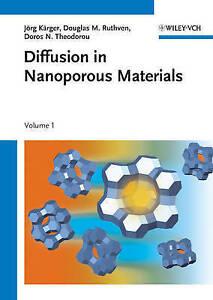 Diffusion in Nanoporous Materials Volume 1 & 2