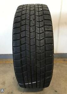 225/50R18 DUNLOP 2 USED WINTER TIRES 80% tread left