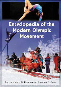 NEW Encyclopedia of the Modern Olympic Movement
