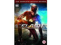 The Flash DVD Boxset Season 2