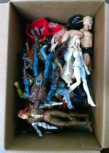 LOOKING FOR BROKEN ACTION FIGURES.