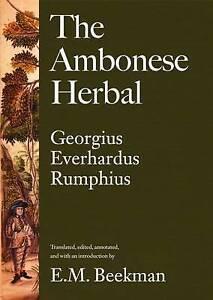 The Ambonese Herbal V4, Georgius E Rumphius