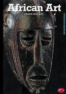 African Art: An Introduction  (World of Art) by Willett, Frank