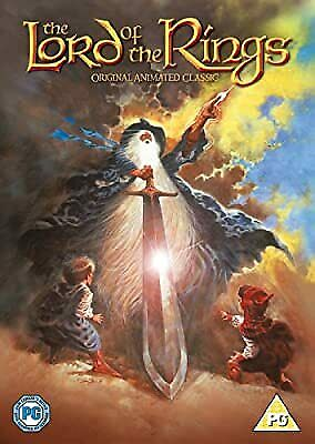 The Lord of the Rings (Animated Version) [DVD] [1978], , Used; Good DVD