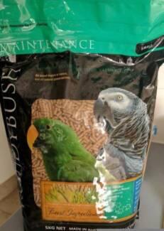 NEW Premium Roudybush pelleted bird food