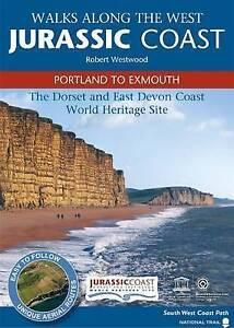 Walks Along the West Jurassic Coast - Portland to Exmouth-ExLibrary