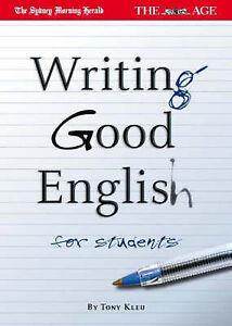 Writing Good English for Students ' Kleu,Tony