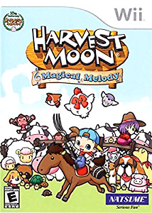 Looking For Harvest Moon Games (Wii)