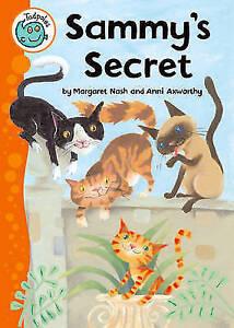 """VERY GOOD"" Nash, Margaret, Tadpoles: Sammy's Secret, Book"