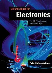 Oxford English for Electronics: Student's Book-ExLibrary