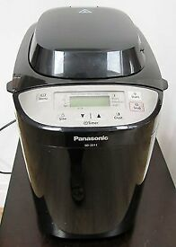 Panasonic SD-2511W Multi-Function Bread Maker - White