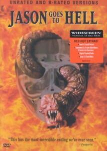 Jason Goes To Hell 794043562624 with John D. Lemay, DVD, REGION 1, BRAND NEW