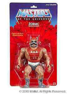 MASTERS OF THE UNIVERSE figurine 12 pouces JUMBO ZODAC