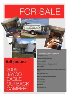 2006 Jayco Eagle Outback camper Marian Mackay Surrounds Preview