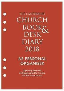The-Canterbury-Church-Book-amp-Desk-Diary-2018-A5-Personal-Organiser-Edition
