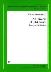 A Universe of (Hi)Stories, Liliana Sikorska