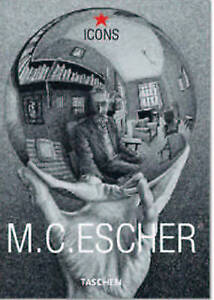 Very Good 3822838691 Paperback M. C. Escher (Icons Series) Volk, A.
