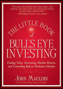 The Little Book of Bull039s Eye Investing Finding Value Generating Absolute Retu - Consett, United Kingdom - The Little Book of Bull039s Eye Investing Finding Value Generating Absolute Retu - Consett, United Kingdom