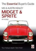 MG Midget Book