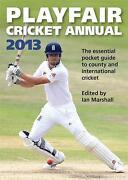 Cricket Annuals