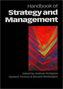 Handbook of Strategy and Management-ExLibrary