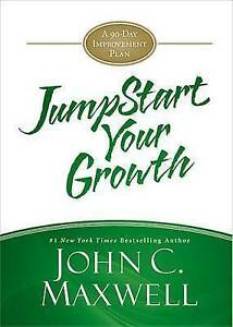 Jumpstart-Your-Growth-A-90-Day-Improvement-Plan-by-Maxwell-John-C-Paperback