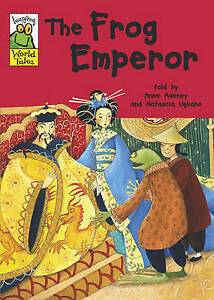 Adeney, Anne, Leapfrog World Tales: The Frog Emperor, Very Good Book
