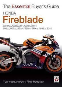 Honda Fireblade, Peter Henshaw