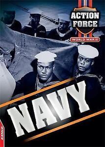 Townsend, John, World War II: Navy (EDGE: Action Force), Very Good Book