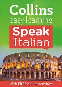 Speak Italian (Collins), Smart, Caroline (ed.), Very Good, Paperback