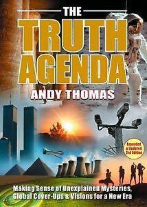 The Truth Agenda, Andy Thomas