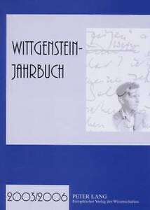 Wittgenstein-Jahrbuch 2003/2006, Richard Raatzsch