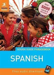 Lexus (Com)-Rough Guide Phrasebook Spanish  BOOK NEW