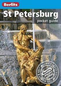 Berlitz: St Petersburg Pocket Guide by Berlitz Publishing Company (Paperback, 20