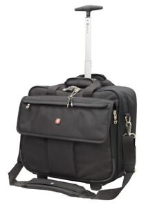 Wenger wheeled Bussiness Case Swiss Laptop