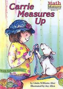 Carrie Measures Up by Linda Williams Aber (Paperback / softback, 2001)