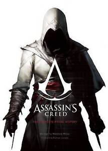 NEW Assassin's Creed: The Complete Visual History by Matthew Miller