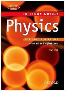 USED (GD) Physics for the IB Diploma: Study Guide (International Baccalaureate)