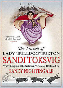 The Travels Of Lady Bulldog Burton, Nightingale, Sandy, Toksvig, Sandi,