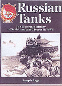 RUSSIAN TANKS OF WORLD WAR II: STALIN'S ARMOURED MIGHT., Bean, Tim & Will Fowler